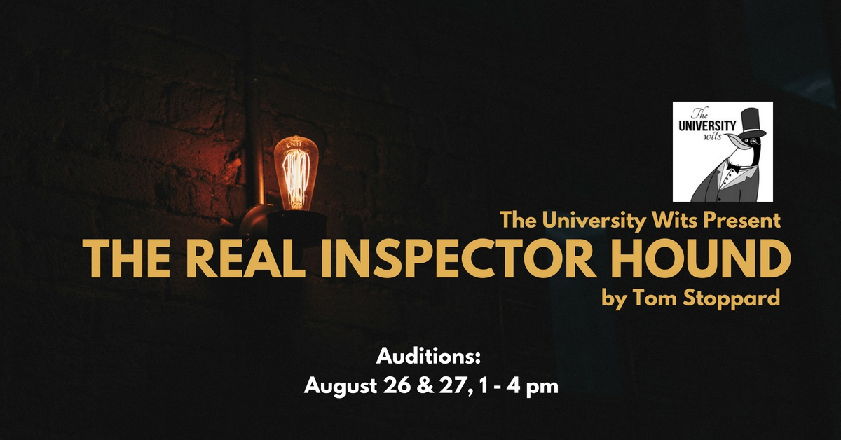 the real inspector hound ‡ appears through the courtesy of actors equity association, the union of professional actors and stage managers in the united states member of the stage directors and choreographers society, a national theatrical labor union ¤ represented by united scenic artists, local usa-829 of the iatse.